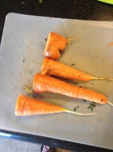 carrot butt